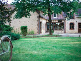 Domaine de Boisvinet à LE PLESSIS-DORIN - 13  © Domaine de Boisvinet