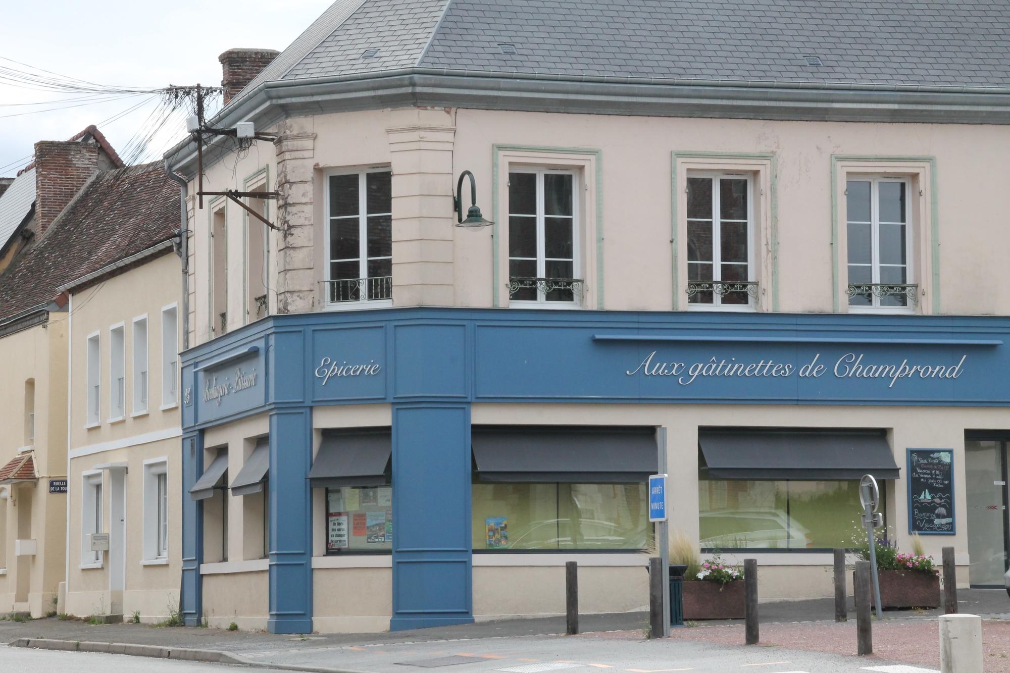 Boulangerie aux Gatinettes à CHAMPROND-EN-GATINE © Emilie Barthellemy