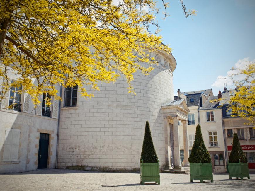 Temple protestant d'Orléans à ORLEANS © Christophe Mouton