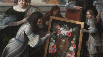 Inv. 874.62 (dét2) Visite familles Girodet