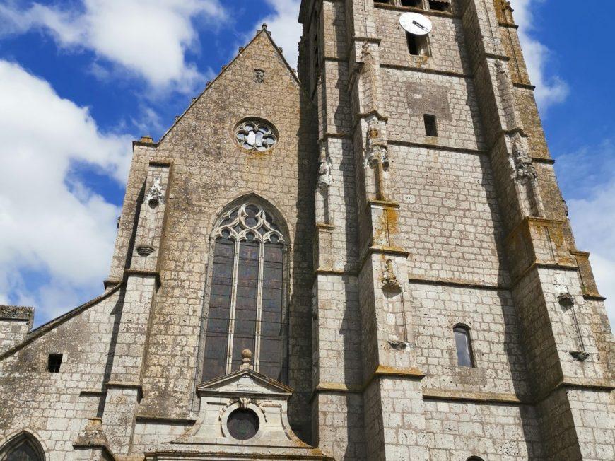 Eglise de Janville-en-Beauce à JANVILLE-EN-BEAUCE © mtcb