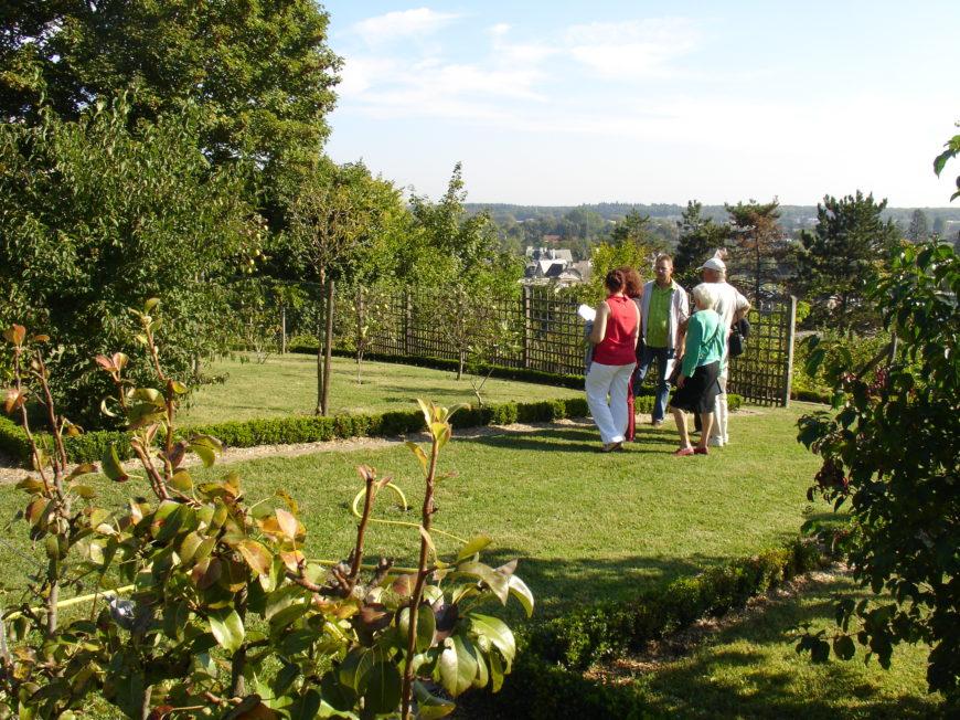 Jardins Renaissance du Château à MONTARGIS © OT AME