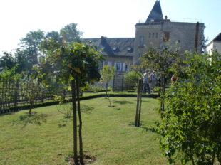Jardins Renaissance du Château à MONTARGIS - 2  © OT AME