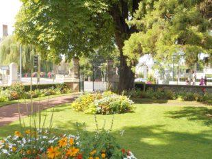 Jardin Durzy à MONTARGIS - 2  © OT AME