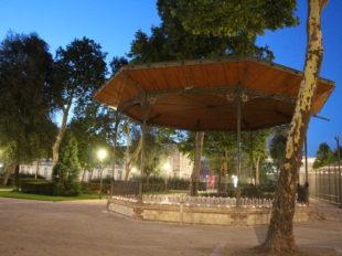 Jardins du Pâtis à MONTARGIS - 3  © OT AME