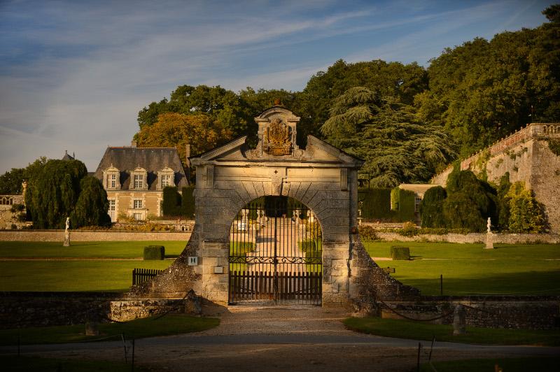 Château de Valmer – Vins et Jardins à CHANCAY © Léonard-de-Serres