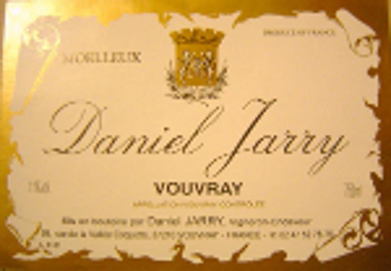 Jarry Daniel à VOUVRAY ©  M. Mme Jarry