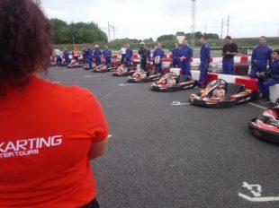 Karting Center Tours à LA VILLE-AUX-DAMES - 4  © KCT-COUTANT
