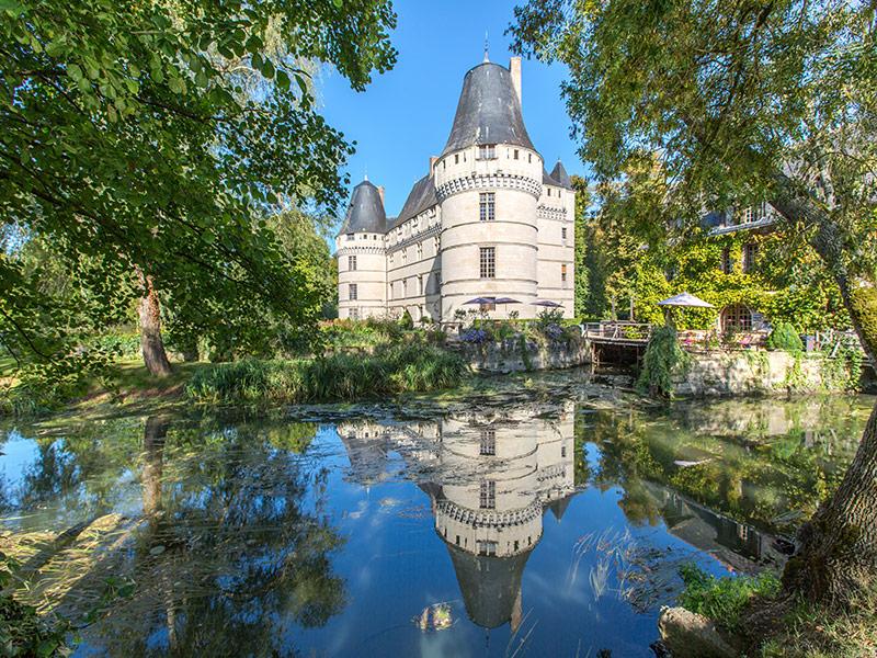 Château de l'Islette à AZAY-LE-RIDEAU © Droits réservés