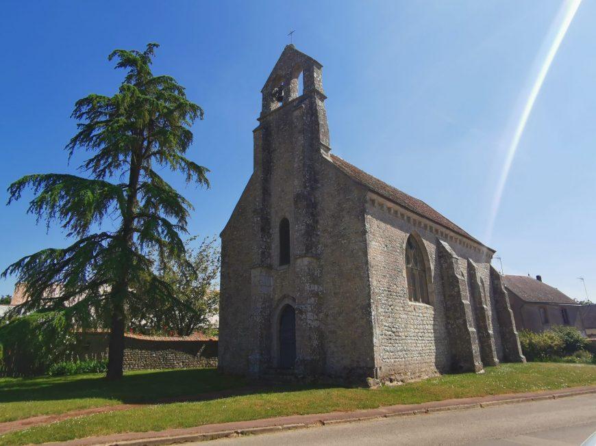 Eglise de la Folie-Herbault à EOLE-EN-BEAUCE © mtcb