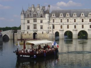 Chenonceaux en bateaux à CHISSEAUX - 2  © Droits réservés