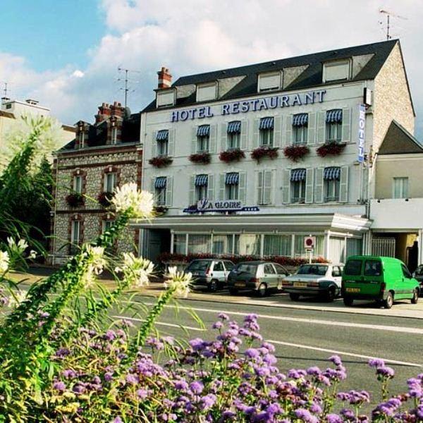 Hôtel de la Gloire à MONTARGIS ©  La Gloire