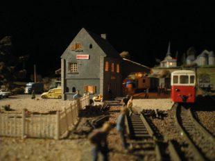 La Petite France – Musée animé de Trains Miniatures à SAVIGNE-SUR-LATHAN - 3  ©  W. Viemont