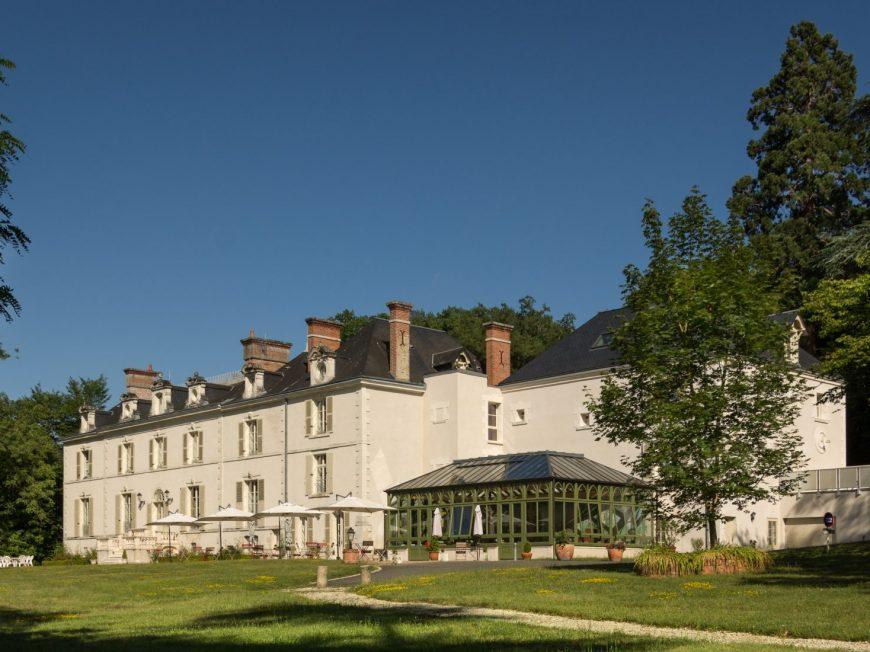 Le Château de la Rozelle – Location de salle et séminaire à CELLETTES © Patrick Brocault