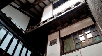 La Sabotière escaliers