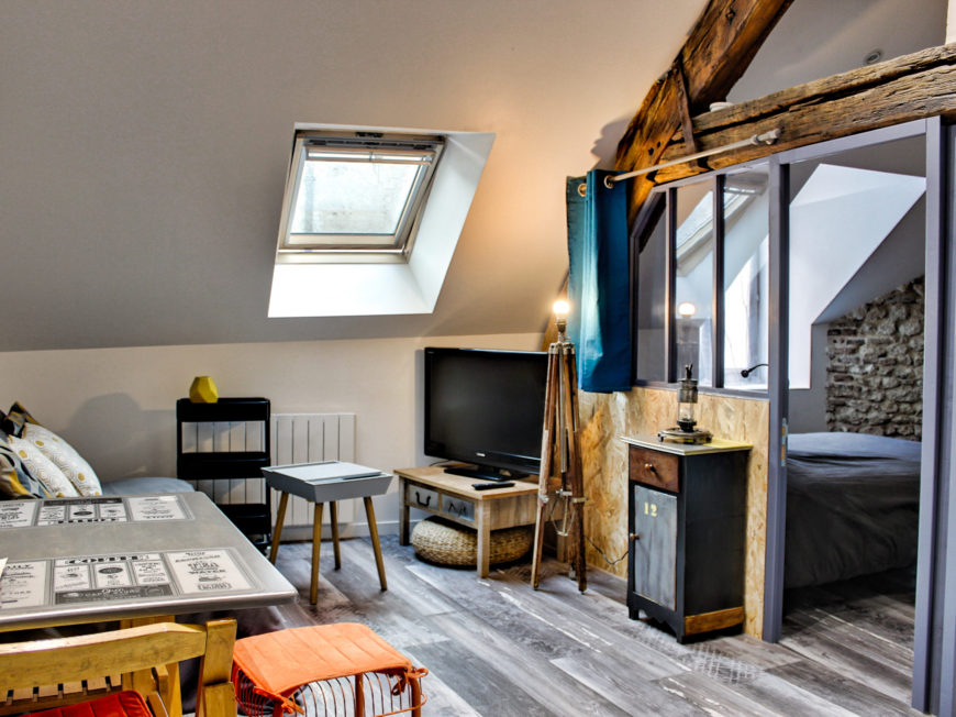 Les Coursives de Loire – appartement Paume de Meung à MEUNG-SUR-LOIRE ©  Les coursives de Loire