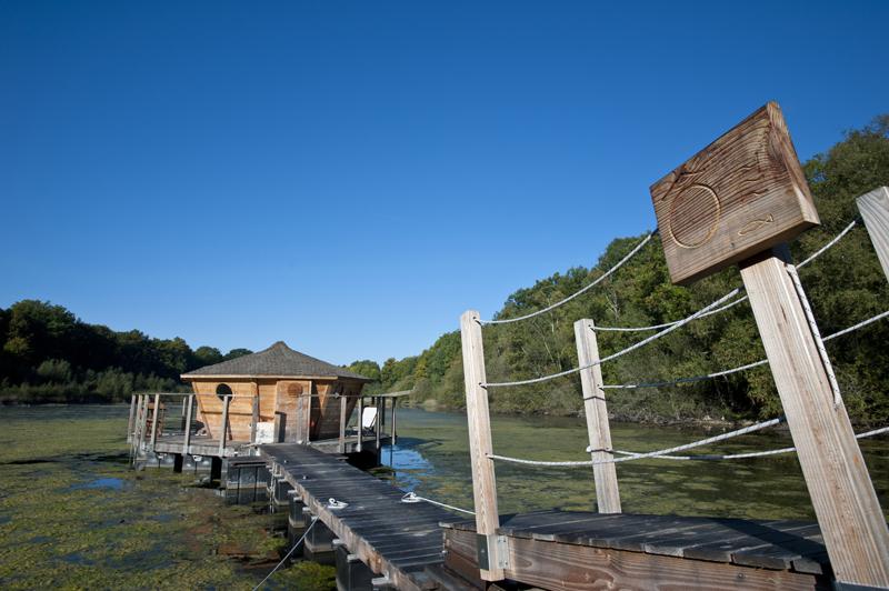Les Cabanes du Bois-Landry à CHAMPROND-EN-GATINE - 17  © CDT 28