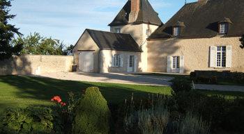 Le Château de Goury