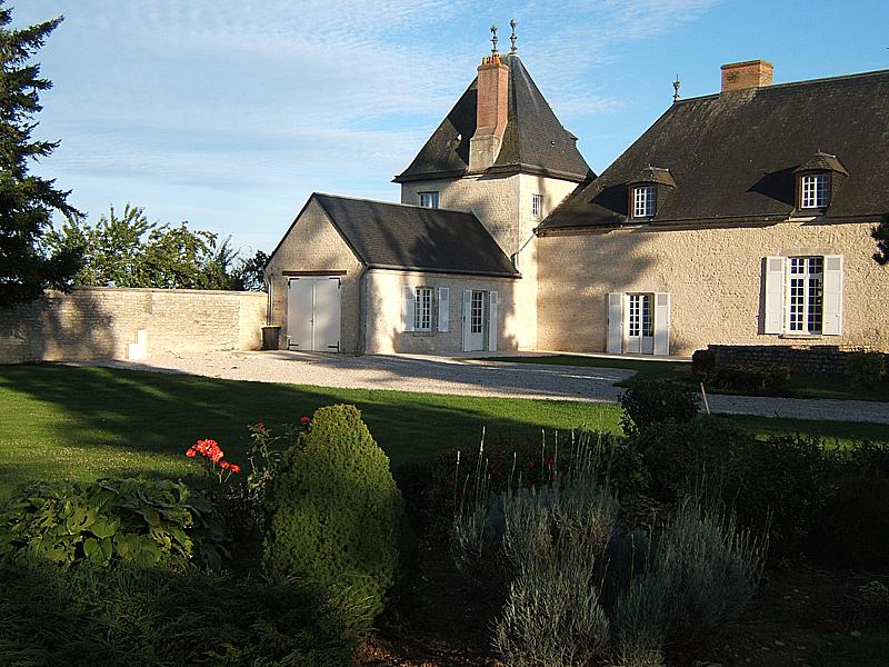 Château de Goury à LOIGNY-LA-BATAILLE © Château de Goury