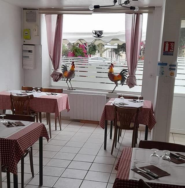 Le Coq Café à EGUZON-CHANTOME © Cécile Bertrand 2021