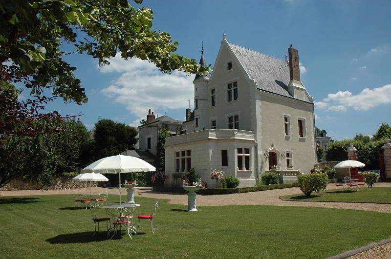 Hôtel Le Manoir Saint Thomas à AMBOISE © Le Manoir Saint Thomas