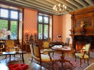 Hôtel Le Manoir Saint Thomas à AMBOISE - 11  © Le Manoir Saint Thomas