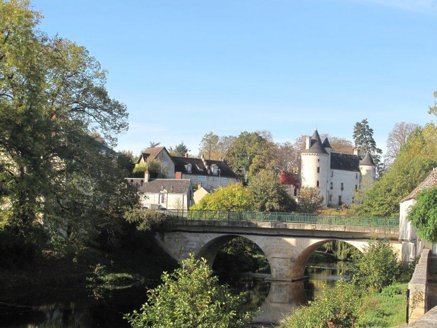 Entre Ponts et Châteaux à LE PONT-CHRETIEN-CHABENET © Mairie Le Pont Chrétien