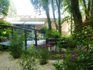 Le quai fleuri hôtel à LES VILLAGES VOVEENS - 3  © Le Quai Fleuri