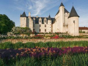 Château et Jardins du Rivau à LEMERE - 14  © Droits réservés
