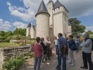 Château et Jardins du Rivau à LEMERE - 15