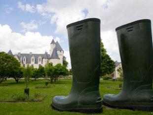 Château et Jardins du Rivau à LEMERE - 11