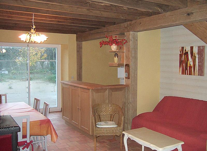 Gîte de la Buissonnerie à LOUVILLE-LA-CHENARD © CDT28