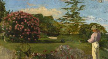 Le-petit-jardinier-1866-1897-Frédéric-Bazille-1841-1870-Huile-sur-Toile-MBA-HOUSTON-1500×1140 [800×600]