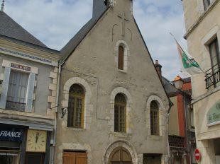 Temple protestant à CHATILLON-SUR-LOIRE - 4  ©  Tourisme Loiret