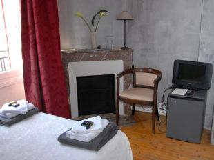 Hôtellerie Les Lilas à BOURGUEIL - 3  ©  La Chambre Noire