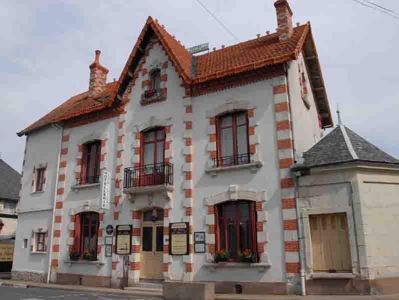 Hôtellerie Les Lilas à BOURGUEIL ©  La Chambre Noire