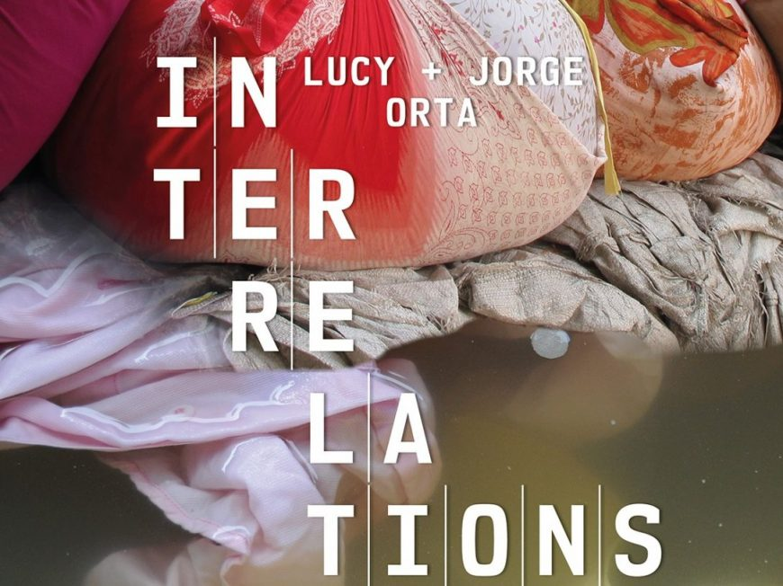 Exposition Interrelations – Lucy + Jorge Orta à AMILLY © Les Tanneries