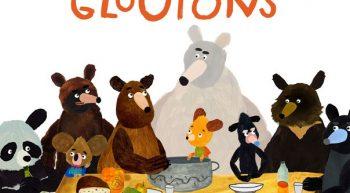 Les ours gloutons-cinéma