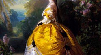 Limpératrice_Eugénie_à_la_Marie-Antoinette_1854_Franz_Xaver_Winterhalter-1627×2048 [800×600]