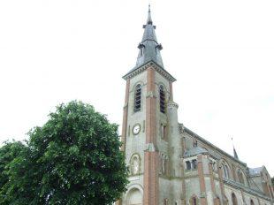 Eglise de Loigny-la-Bataille à LOIGNY-LA-BATAILLE - 3  © mtcb