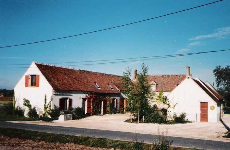 Gîte de groupe «Le Moulin à Vent» à NIBELLE © gérard NEZ