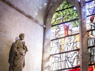 Collégiale Saint-Liphard à MEUNG-SUR-LOIRE - 5  ©  A. Rue