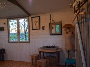 La Ferme de la Rougerie – Maison dans l'arbre à CONFLANS-SUR-LOING - 3  ©