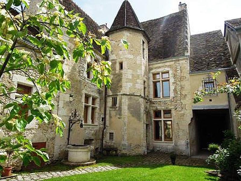 Manoir Michelet à NOGENT-LE-ROTROU © CDT 28