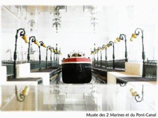 Musée des Deux Marines et du Pont-canal à BRIARE - 2  ©  Maison des Deux Marines