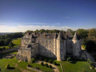 Visite virtuelle du Château de Meung-sur-Loire à MEUNG-SUR-LOIRE - 2  ©  Château de Meung-sur-Loire