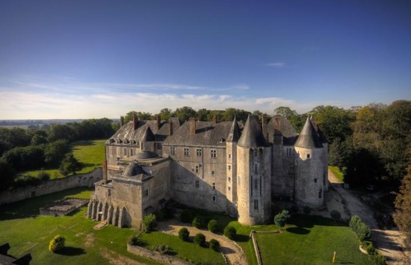 Château de Meung-sur-Loire à MEUNG-SUR-LOIRE ©  Château de Meung-sur-Loire