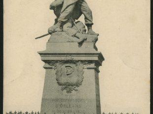 Monument des Aydes à SARAN - 2  ©  Archives départementales du Loiret