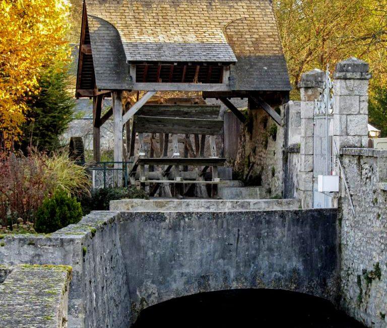 Les moulins des Mauves à MEUNG-SUR-LOIRE ©  Office de Tourisme des Terres du Val de Loire