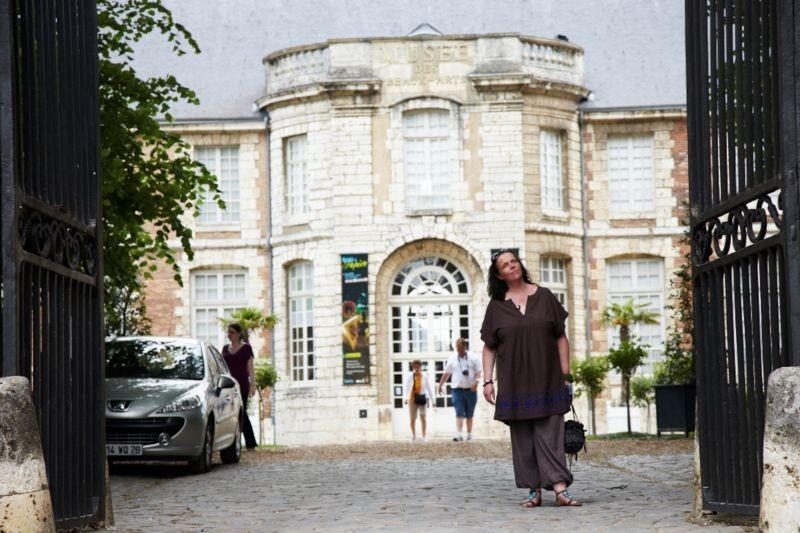 Musée des Beaux-Arts – Palais épiscopal à CHARTRES © OT Chartres